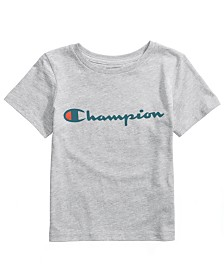 Champion Heritage Logo-Print T-Shirt, Little Boys