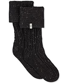 Women's Short Sienna Rain Boot Socks