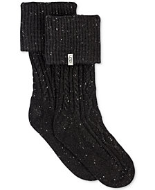 UGG® Women's Short Sienna Rain Boot Socks