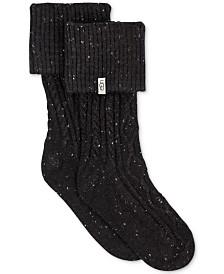 UGG® Women's Short Sienna Rain Boot Socks