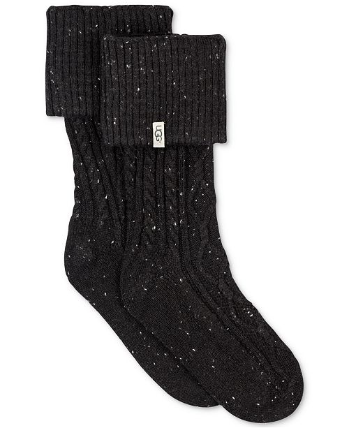 066e26677e1 UGG® Women's Short Sienna Rain Boot Socks & Reviews - Boots - Shoes ...