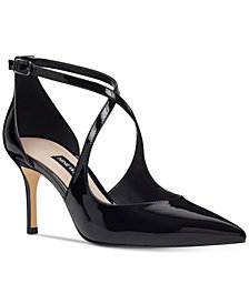 Nine West Micaela Strappy Pumps