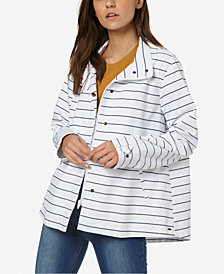 O'Neill Juniors' Lumina Striped Jacket