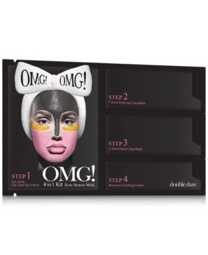 Omg! 4-In-1 Zone System Mask