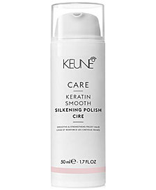 Keune CARE Keratin Smooth Silkening Polish, 1.7-oz., from PUREBEAUTY Salon & Spa