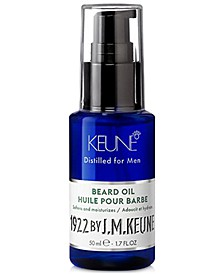 1922 By J.M. Keune Beard Oil, 1.7-oz., from PUREBEAUTY Salon & Spa