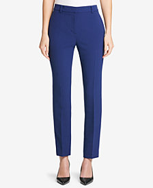 DKNY Fixed-Waist Skinny Pants, Created for Macy's