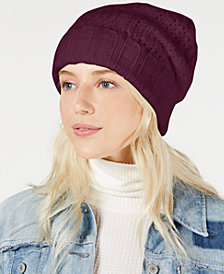 Free People Harlow Cable-Knit Beanie