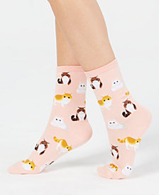 Hot Sox Persian Cat Socks