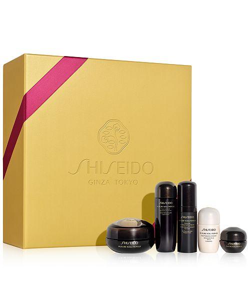 Shiseido 5-Pc. The Gift Of Luxurious Eyes & Lips Set