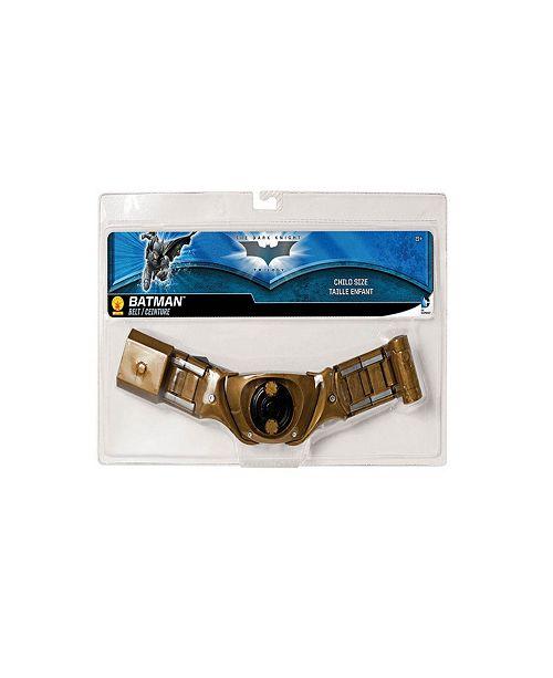 BuySeasons Batman Boys Belt Accessory