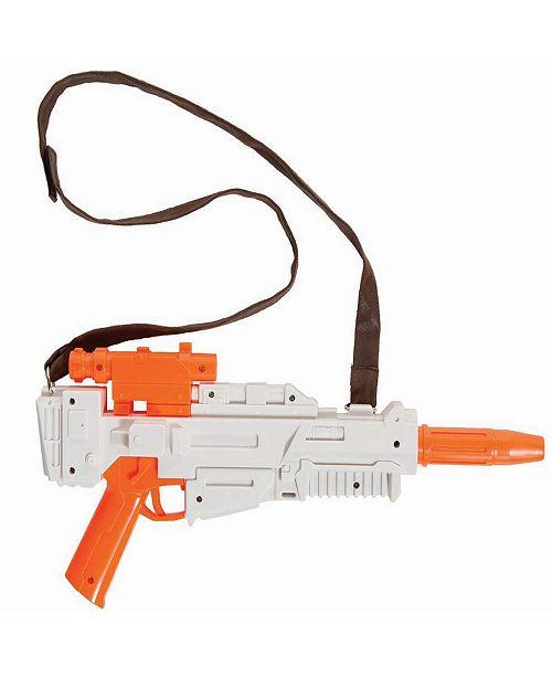 BuySeasons Big Boys Star Wars Episode VII - Finn Blaster with Strap Kids Accessory
