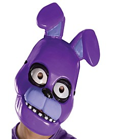 Five Nights at Freddys - Bonnie Little and Big Boys PVC Mask