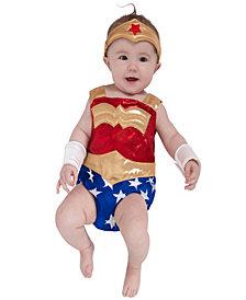 DC Classic Baby Girls Wonder Woman Costume
