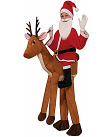 Ride a Reindeer Boys Costume