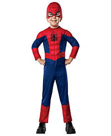 Ultimate Spider-Man Toddler Boys Costume