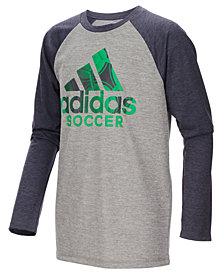 adidas Toddler Boys Basketball-Print T-Shirt