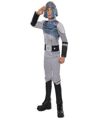 Star Wars Deluxe Agent Kallus Boys Costume
