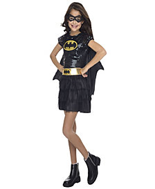 Batgirl Sequin Toddler Girls Costume