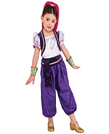 Shimmer & Shine: Shimmer Deluxe Little and Big Girls Costume