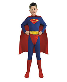 Superman Toddler Boys Costume