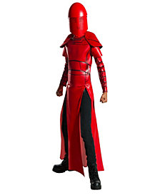 Star Wars Episode VIII - The Last Jedi Deluxe Praetorian Guard Kids Costume