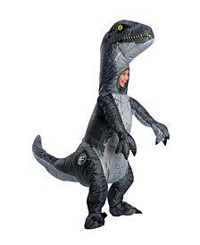 Jurassic World: Fallen Kingdom Velociraptor Inflatable Kids Costume