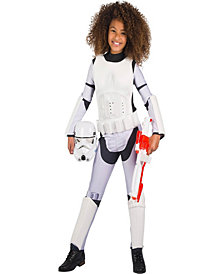 Star Wars Classic Stormtrooper Girls Costume