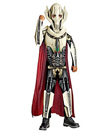 Star Wars - General Grievous Deluxe Boys Costume