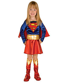 Supergirl Toddler Girls Costume