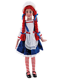 Yarn Babies Rag Doll Girl Costume