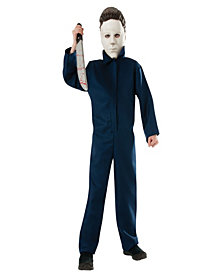 Halloween Michael Myers Boys Costume