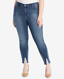 WILLIAM RAST Plus Size Sculpted High-Rise Jeans