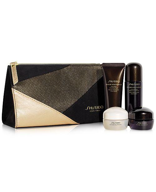 51b74979c Shiseido 5-Pc. Future Solution LX Travel Set   Reviews - Gifts ...