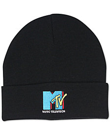 Block Hats Men's MTV Cuffed Beanie