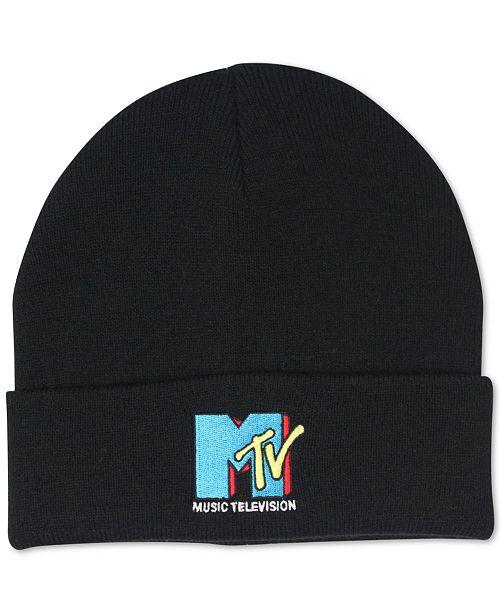 351639059308f Block Hats Men s MTV Cuffed Beanie   Reviews - Hats
