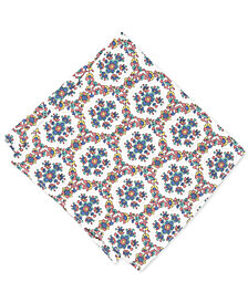 Bar III Men's Polaris Floral Pocket Square, Created for Macy's