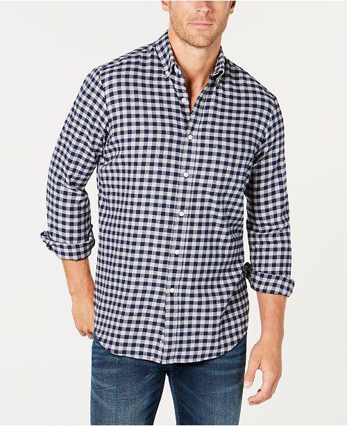 ... Club Room Men s Flannel Shirt 7be2fa2f900ac