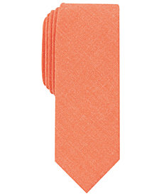Penguin Men's Irwin Solid Skinny Tie