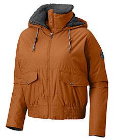 Columbia Fleece-Lined Beacon Brooke™ Bomber Jacket