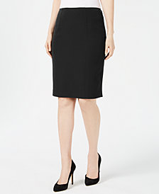 Kasper Petite Pencil Skirt