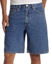 2558fc2e58 Levi's Men's 550 Relaxed Fit Denim Shorts