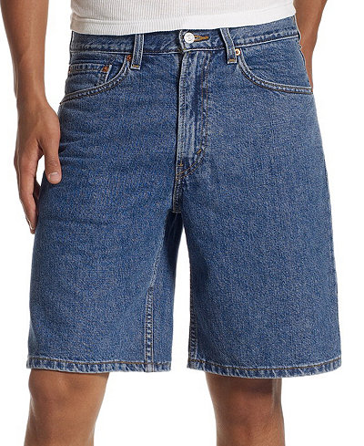 Levi's Men's 550 Relaxed Fit Denim Shorts - Shorts - Men - Macy's