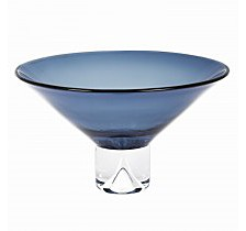 Monaco Midnight Blue Decorative Bowl