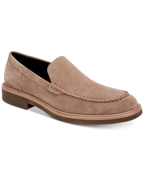 c4e03b29f1c Calvin Klein Men s Vance Suede Loafers   Reviews - All Men s Shoes ...