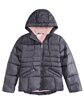 31a7f596b1b The North Face Big Girls Hooded Moondoggy Jacket
