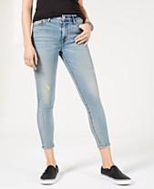 2f74ae94bc3 Hudson Jeans Barbara High-Waist Cropped Super-Skinny Jeans