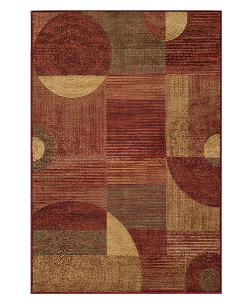 CLOSEOUT! Area Rug, Dream DR-01 Red 2'3