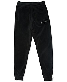 Sean John Big Boys Signature Velour Jogger Pants