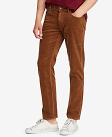 Polo Ralph Lauren Men's Big & Tall Classic Stretch Corduroy Pants